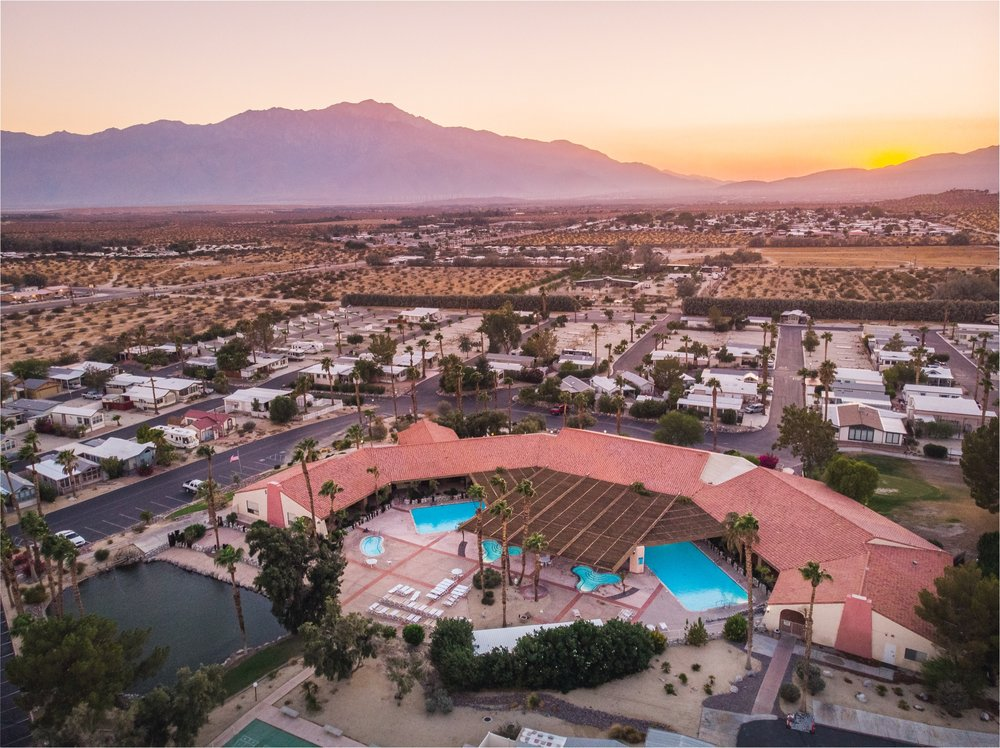 Caliente Springs Resort: 70200 Dillon Rd, Desert Hot Springs, CA