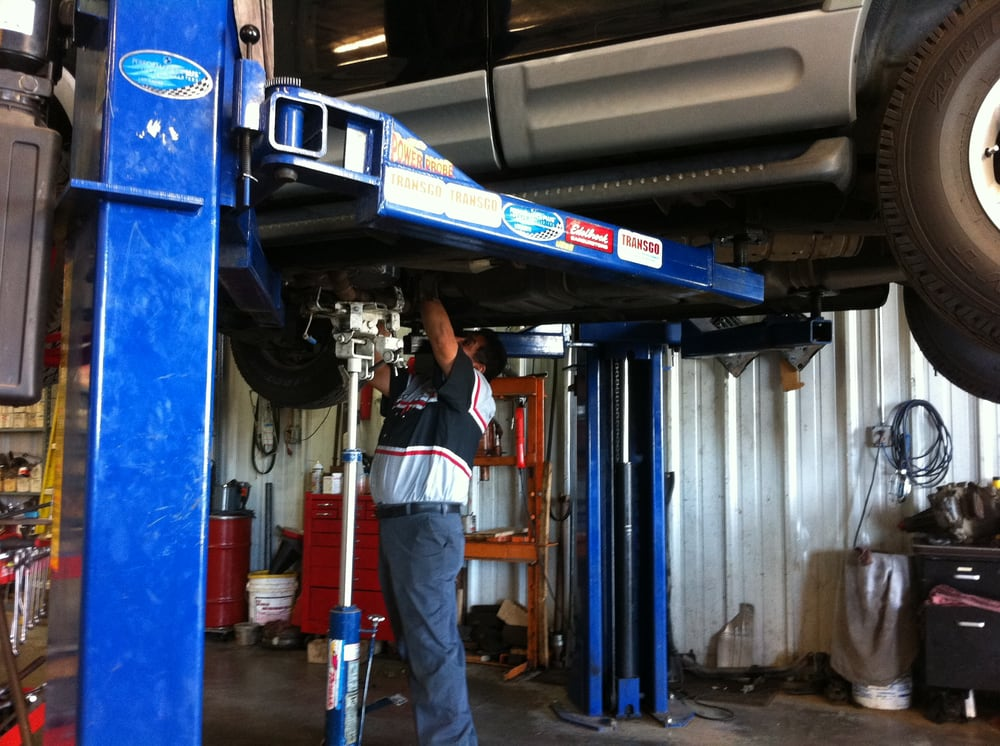 AA Transmissions & Auto Repair: 3022 1st Ave, Greeley, CO