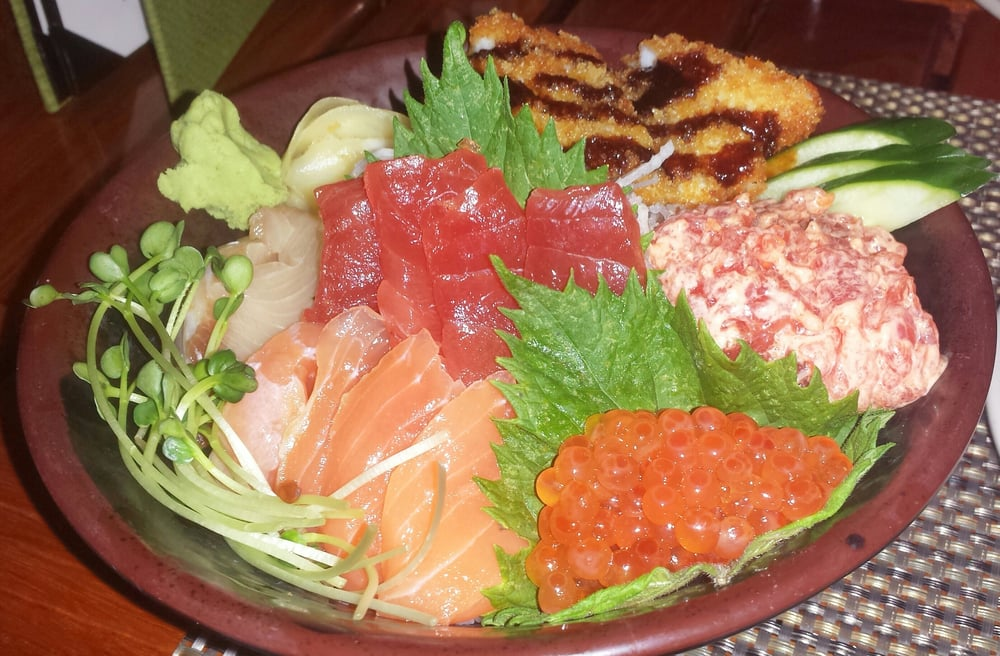 Uncle 39 s sushi bowl yelp for Uncle s fish market and grill
