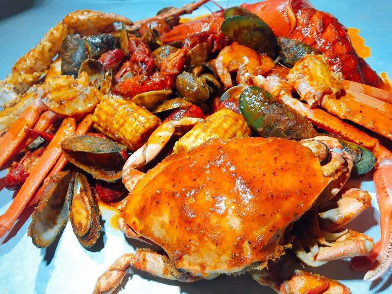 Bag O' Crab: 1501 Travis Blvd, Fairfield, CA
