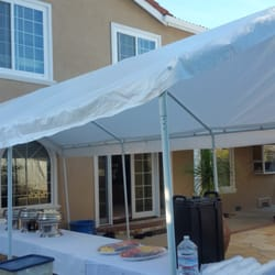 Photo of Robyu0027s Tarps and Canopies! - San Jose CA United States & Robyu0027s Tarps and Canopies! - Party Equipment Rentals - 663 N King ...