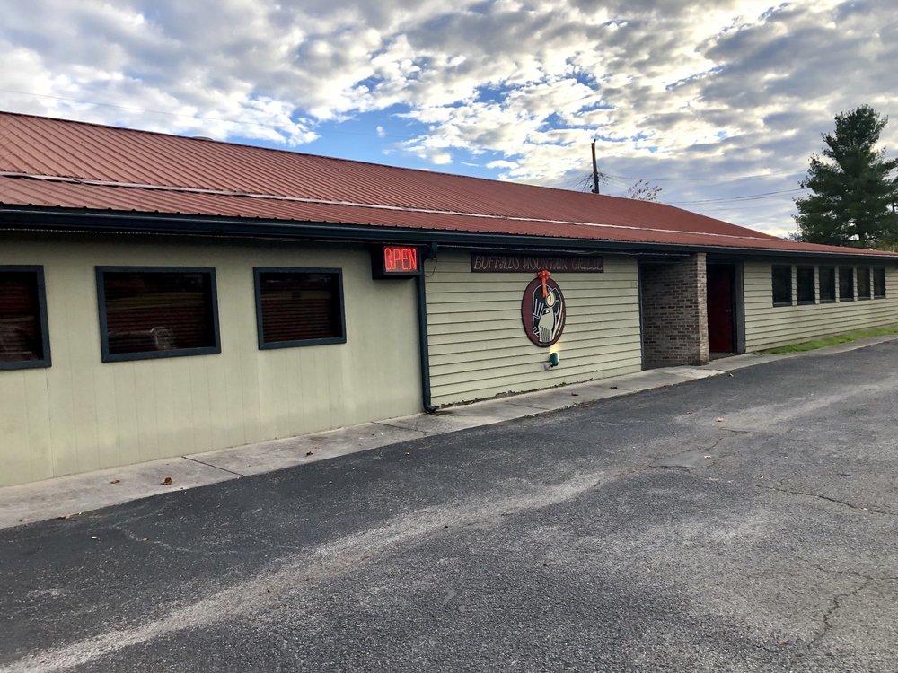 Buffalo Mountain Grille: 203 Oak Ridge Tpke, Oak Ridge, TN