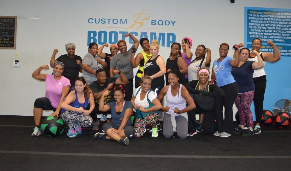 Custom Body Bootcamp