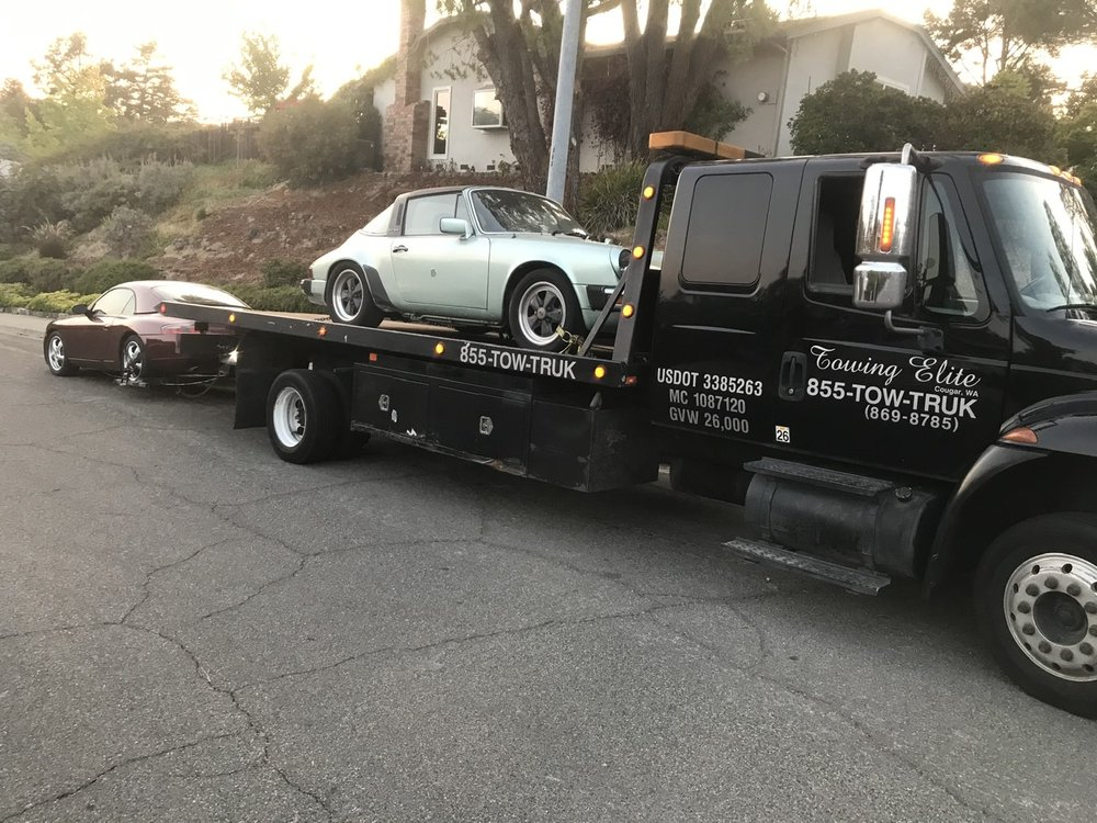 Towing business in Oregon City, OR