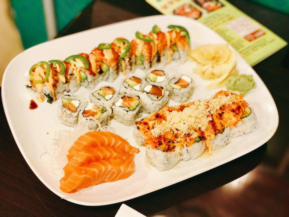 Avana Sushi: 42 Beach St, Boston, MA