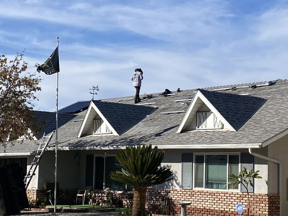 Now & After Solar: Glmn Hot Spgs, CA