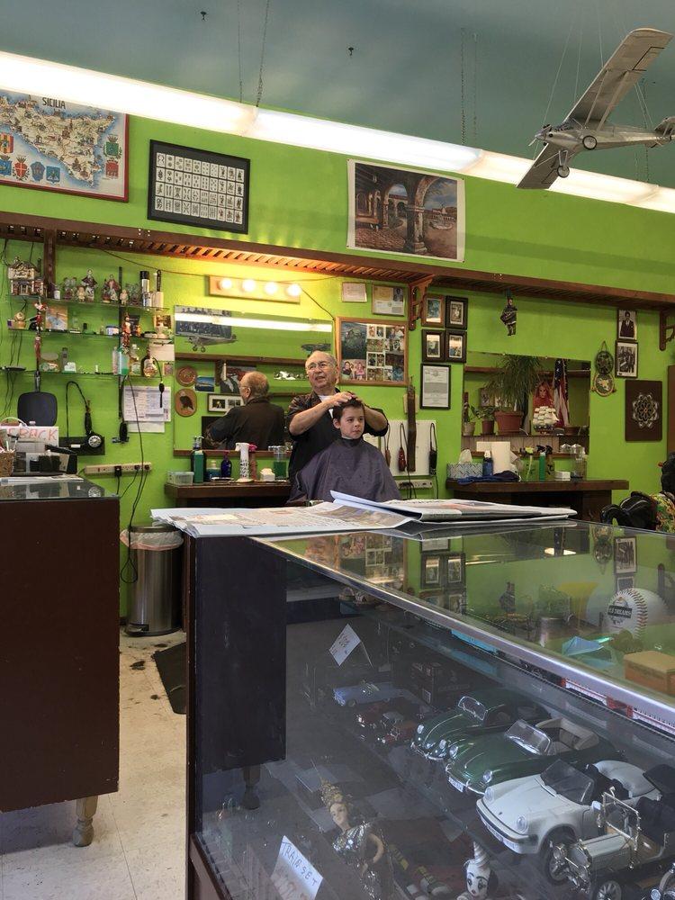 Tony's Barber Shop: 591 5th St W, Sonoma, CA