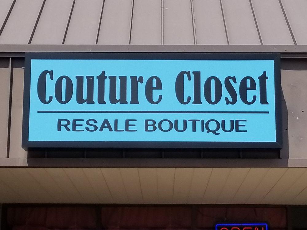 Couture Closet Resale Boutique