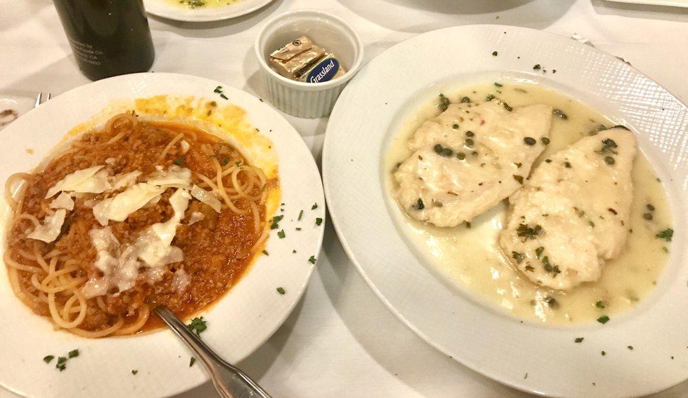 La Strada Italian Restaurant: 2519 Huntingdon Pike, Huntingdon Valley, PA