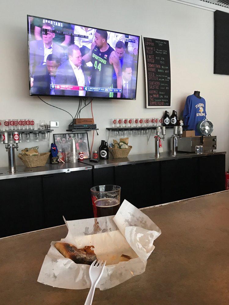 Tarboro Brewing: 526 N Main St, Tarboro, NC