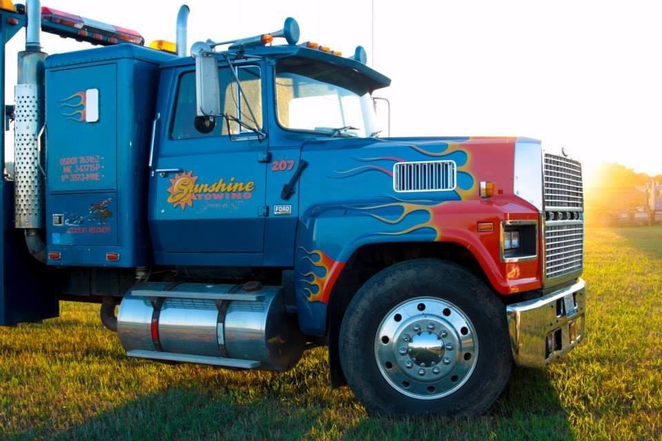 Sunshine Towing: Spearfish, SD