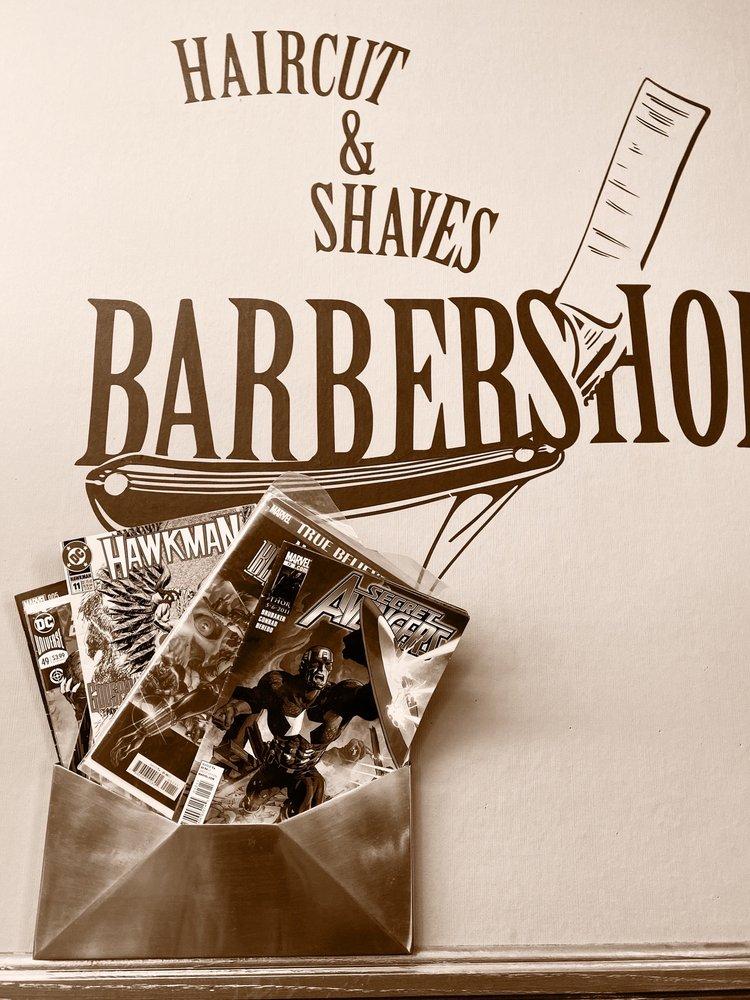 The Gentlemens Barber: 3528 Oakdale Rd, Modesto, CA