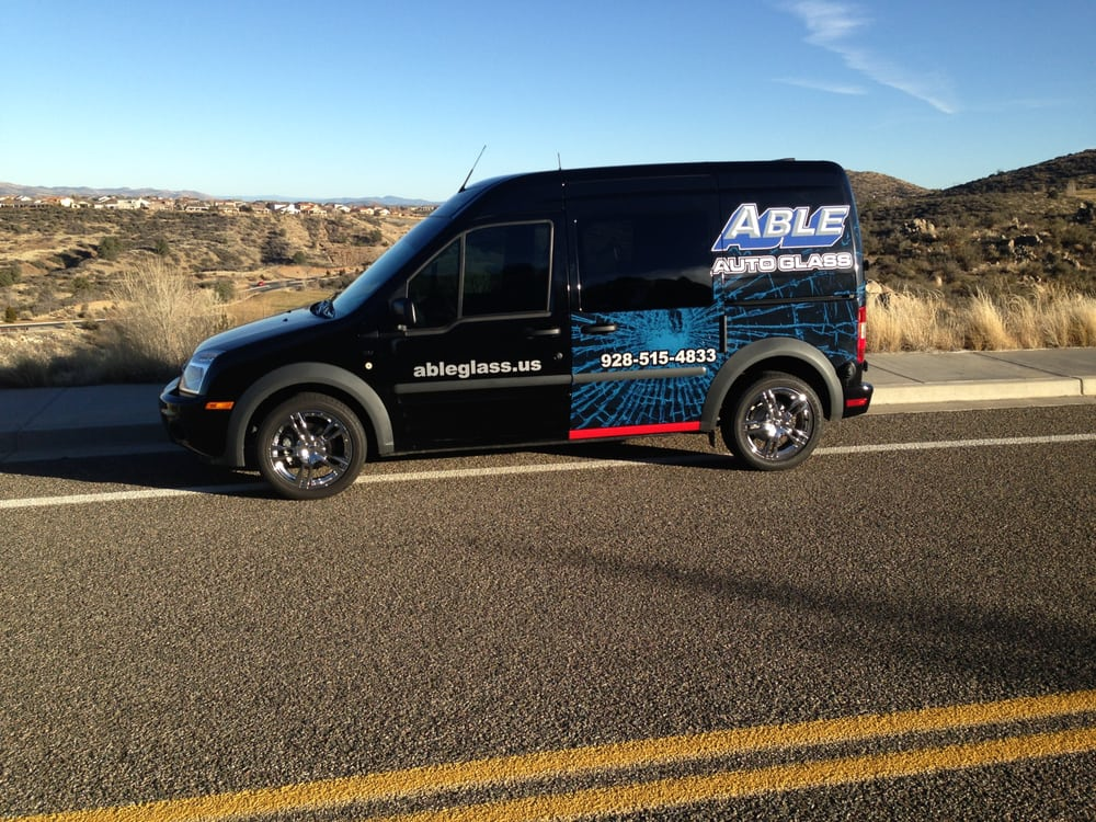 Able Auto Glass: Prescott Valley, AZ