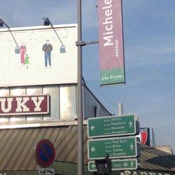 Les puces de saint ouen 12 recensioner loppmarknader - 30 avenue de la porte de clignancourt ...