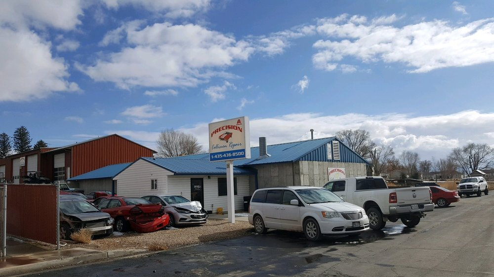 Precision Collision Repair: 300 W Main St, Moroni, UT