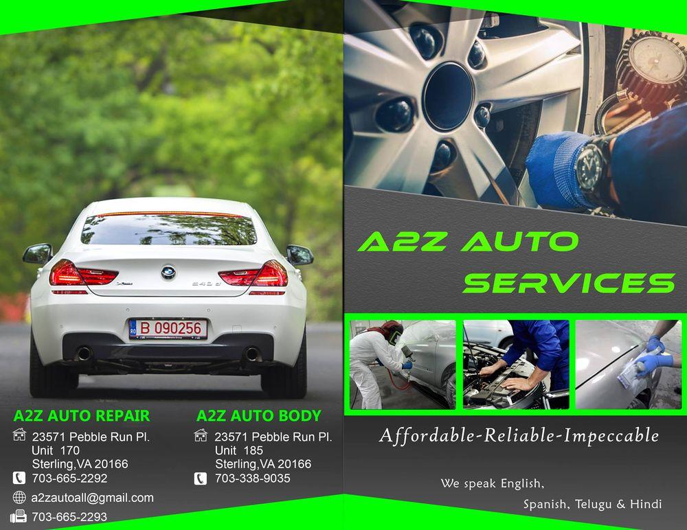 A2Z Auto Repair