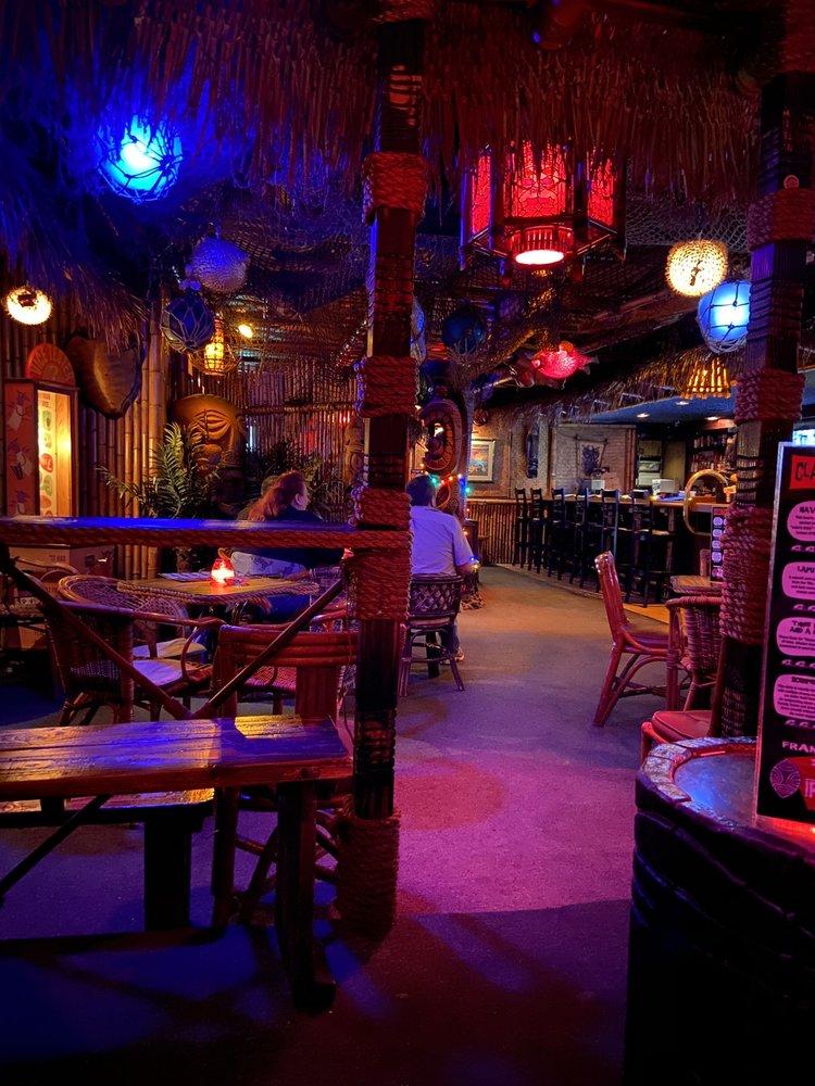 Frankie's Tiki Room: 1712 W Charleston Blvd, Las Vegas, NV