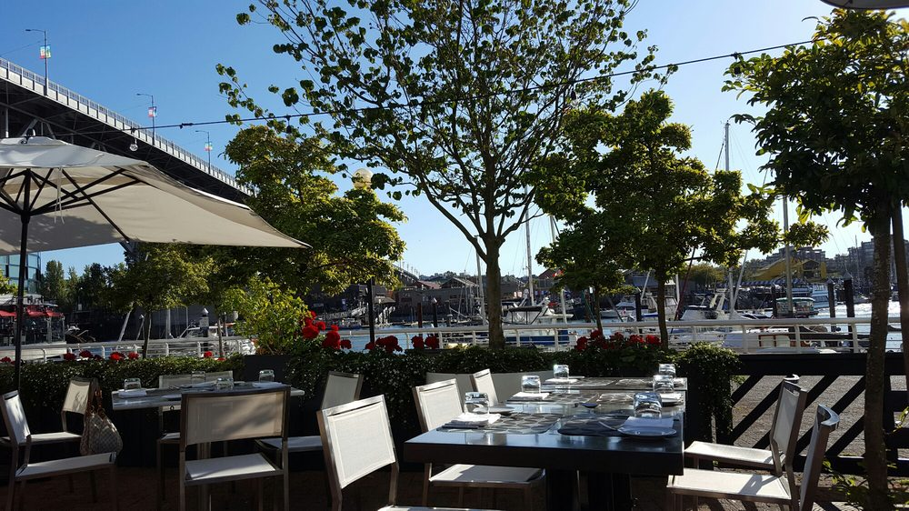 Restaurants Near Waterfront Vancouver Bc