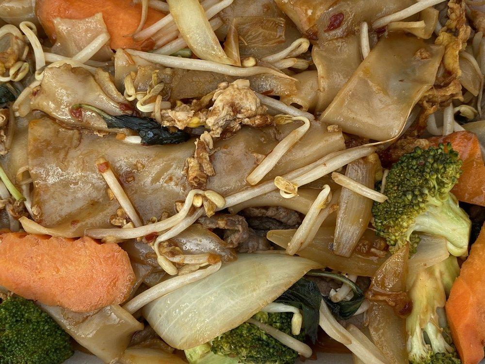 KP Thai Street Food & Bubble Tea: 4825 Robinhood Dr, Willoughby, OH