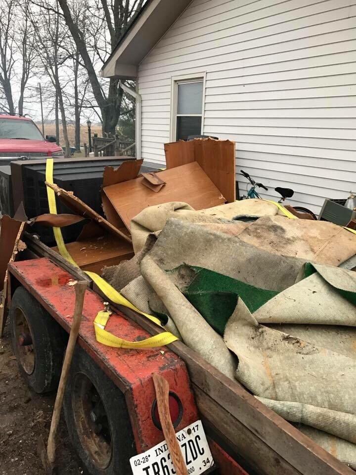 Jackson's Junk Removal: 5291 E 300th S, Kokomo, IN
