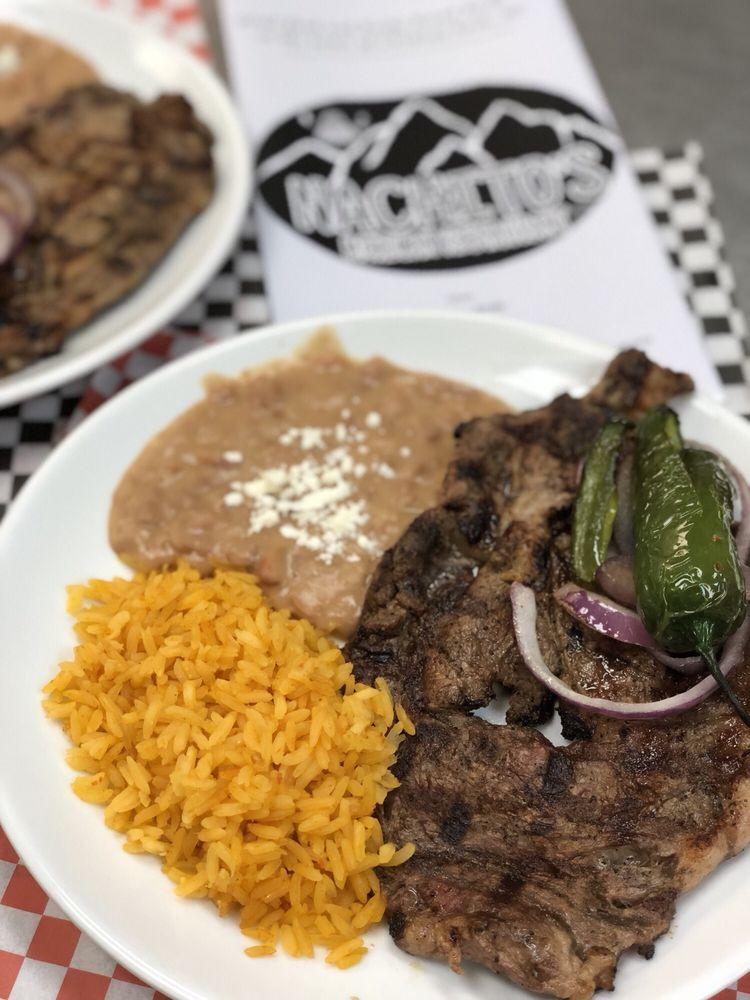 Nachito's Mexican Restaurant: 447B Main St, Chimney Rock, NC