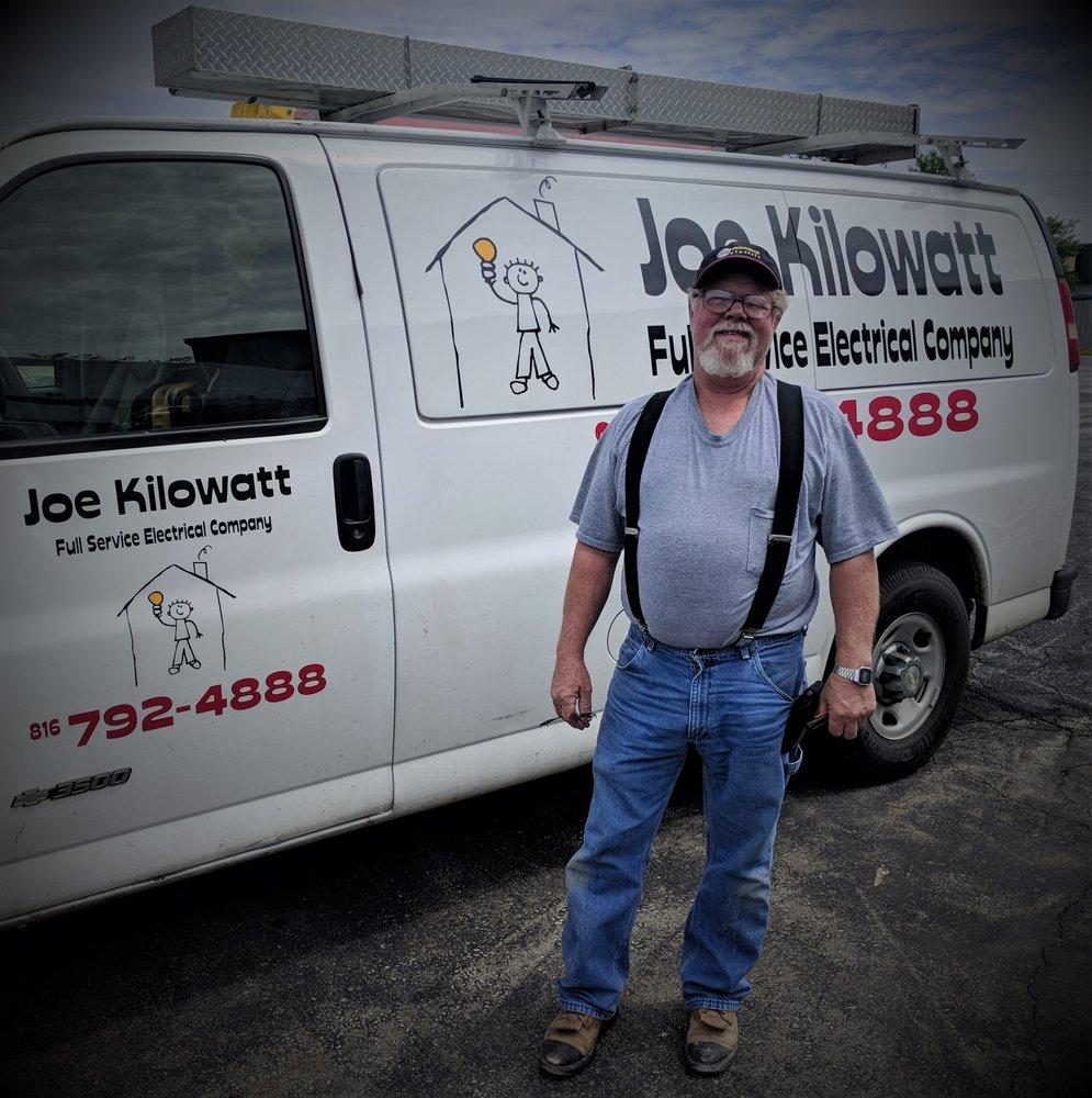 Joe Kilowatt: 6506 Royal St, Pleasant Valley, MO