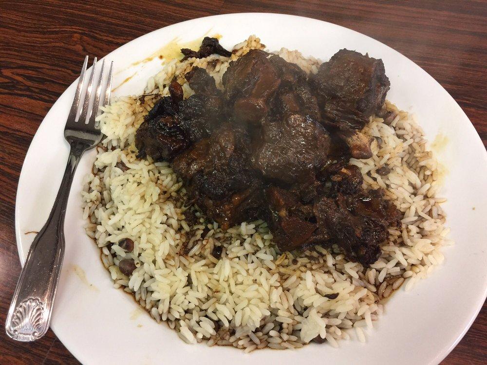 Famena's Famous Roti & Curry