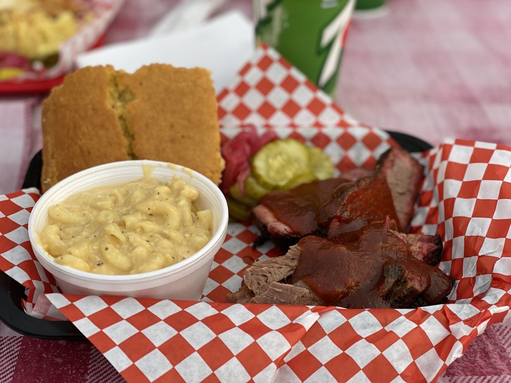 Food from Smokey Mo