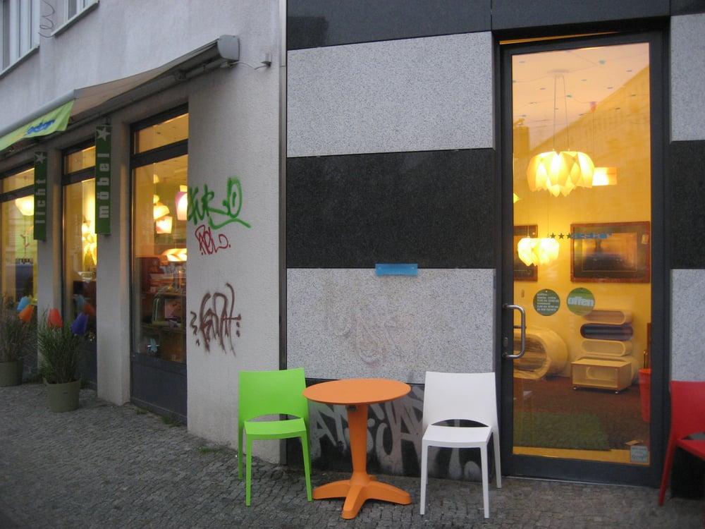 dreistar m bel und licht stargarder str 56 prenzlauer berg berlino berlin germania. Black Bedroom Furniture Sets. Home Design Ideas