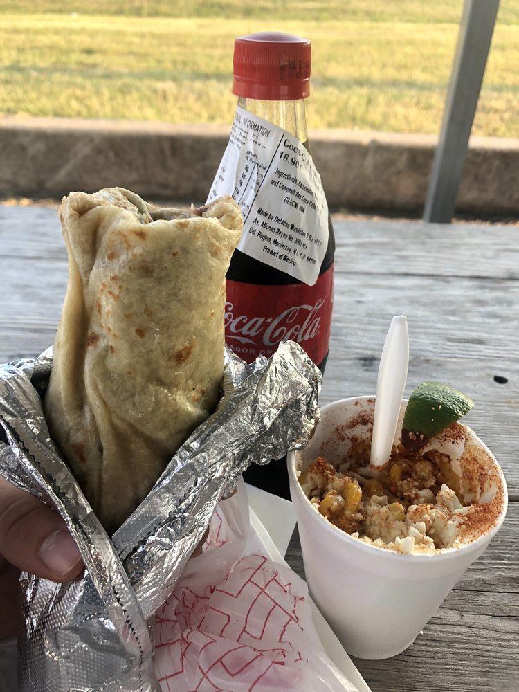 El Burrito Norteño: 5006 W Owen K Garriott Rd, Enid, OK