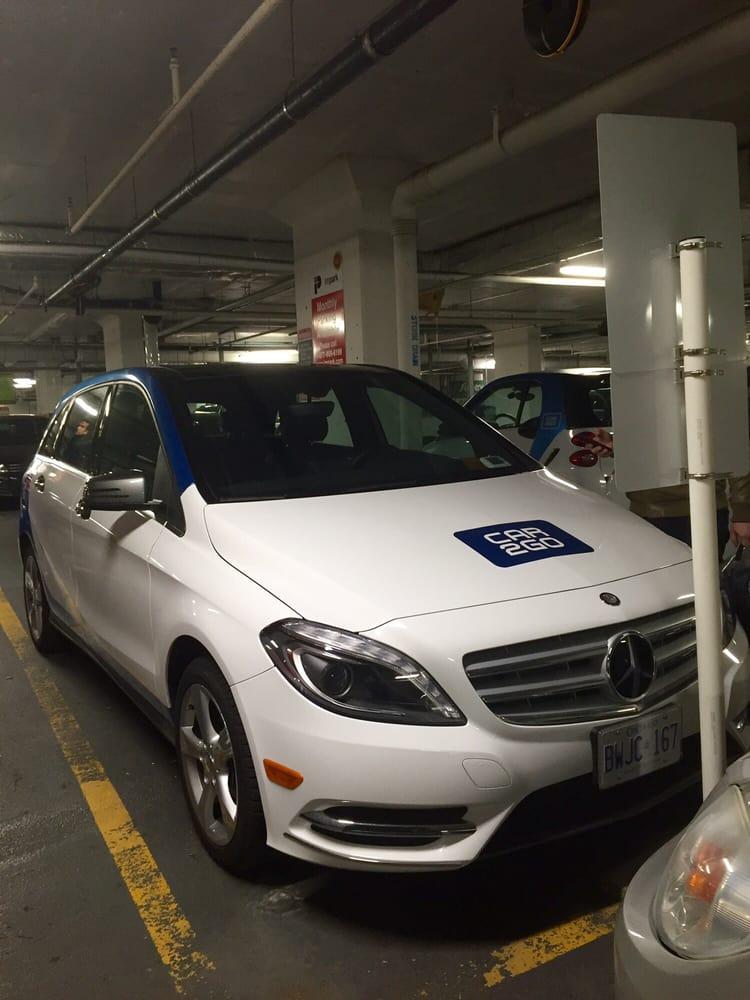 Photo Of Car2go Toronto On Canada Mercedes
