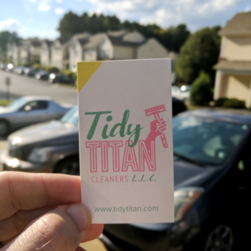 Tidy Titan Cleaners