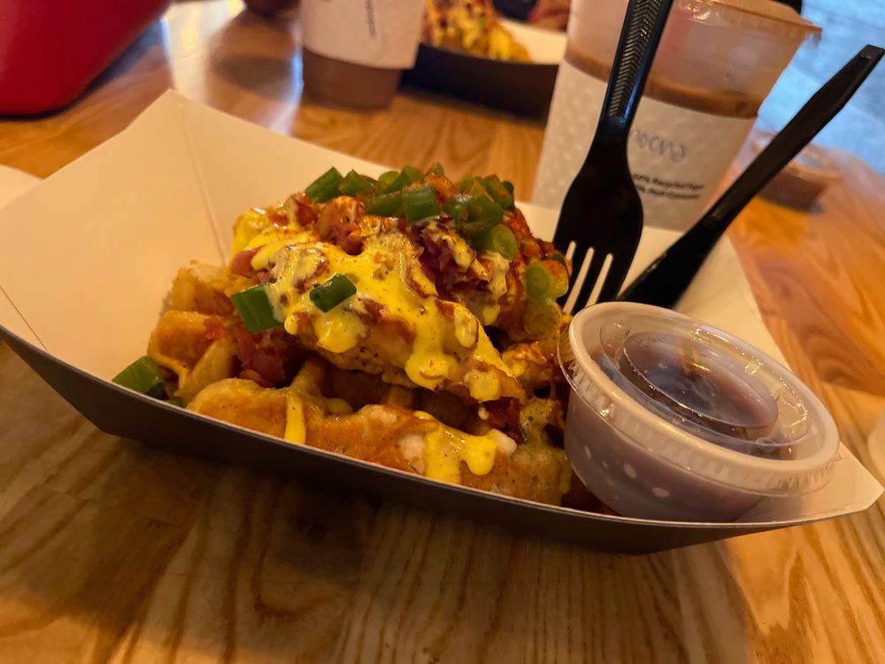 Seabrook Waffle Company: 2740 Broadway St, Pearland, TX