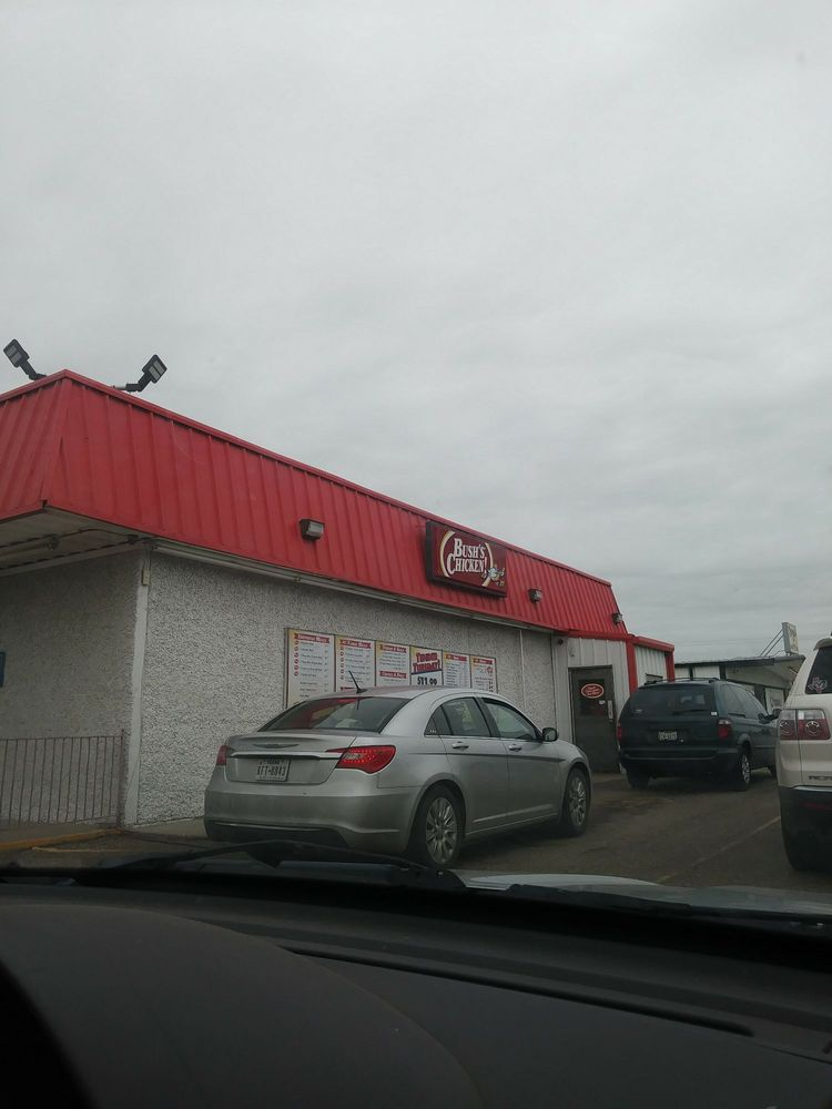 Bush's Chicken: 4112 Bellmead Dr, Bellmead, TX