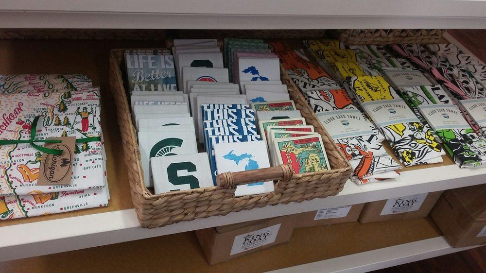 The Made in Michigan Store: 307 E Central Ave, Mackinaw City, MI