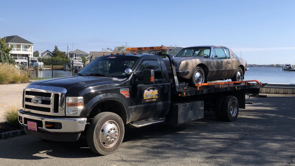 Towing business in Buckingham, PA