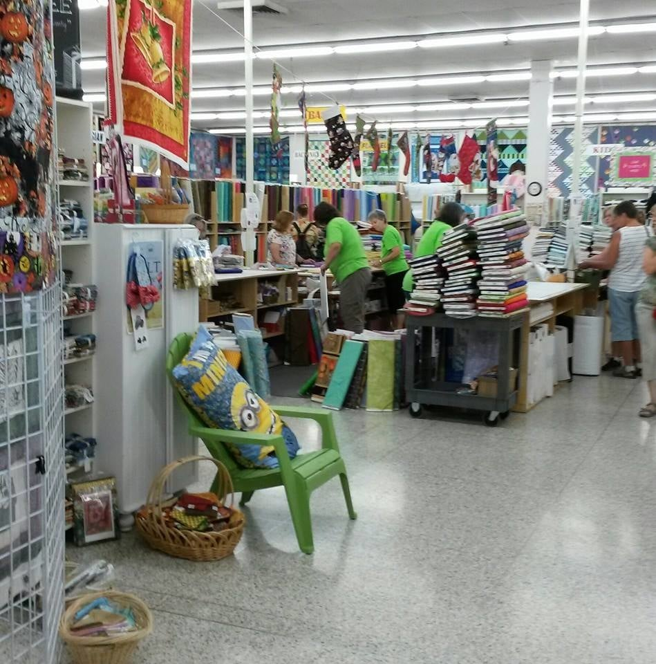 35th Ave Sew & Vac - Fabric Stores - 4939 W Ray Rd, Chandler, AZ ... : quilt shops chandler az - Adamdwight.com
