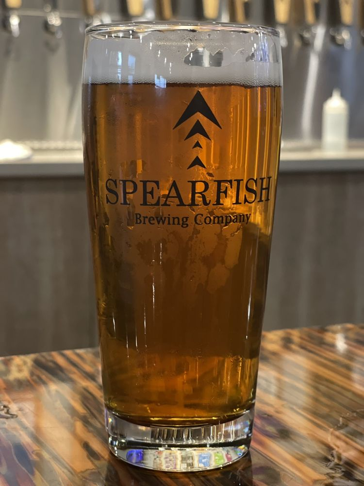 Food from Spearfish Brewing
