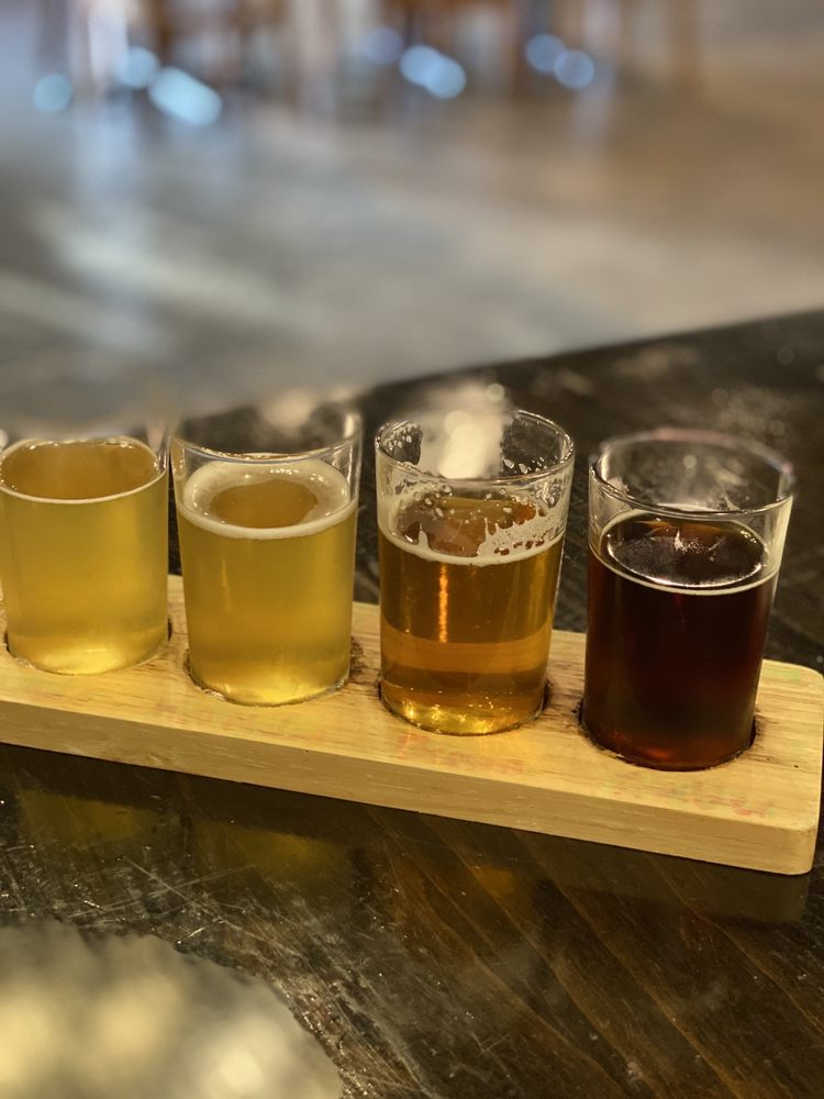 Double Horn Brewing: 208 Ave H, Marble Falls, TX