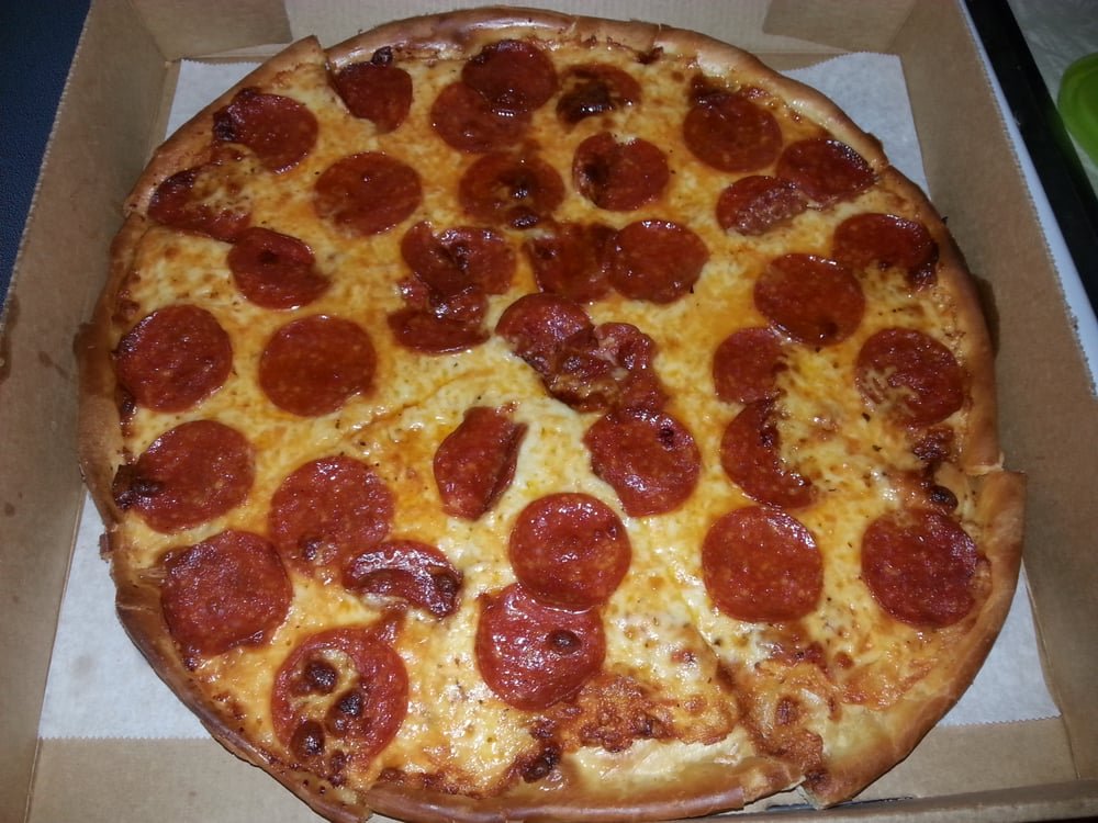 Perfect Pizza Delivery: 1504 15th St N, Bessemer, AL