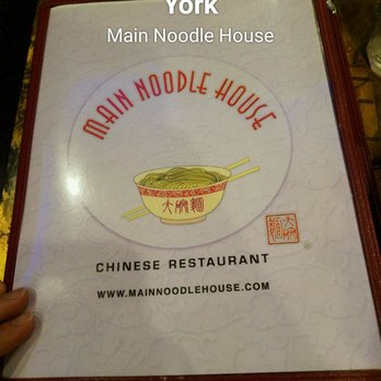 Main Noodle House Order Food Online 146 Photos Amp 341