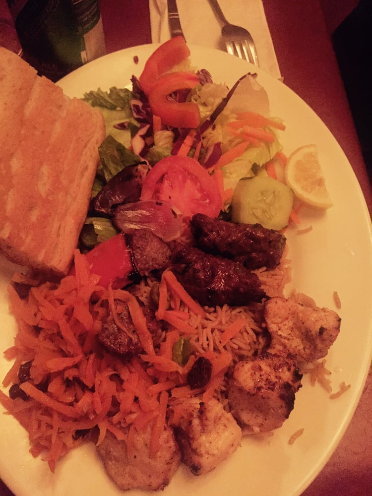 Kabouli pulao yelp for Ariana afghan cuisine
