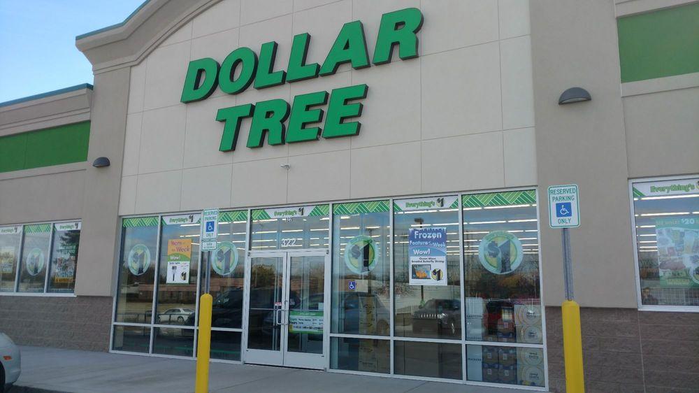 Dollar Tree: 322 West Walton Blvd, Pontiac, MI
