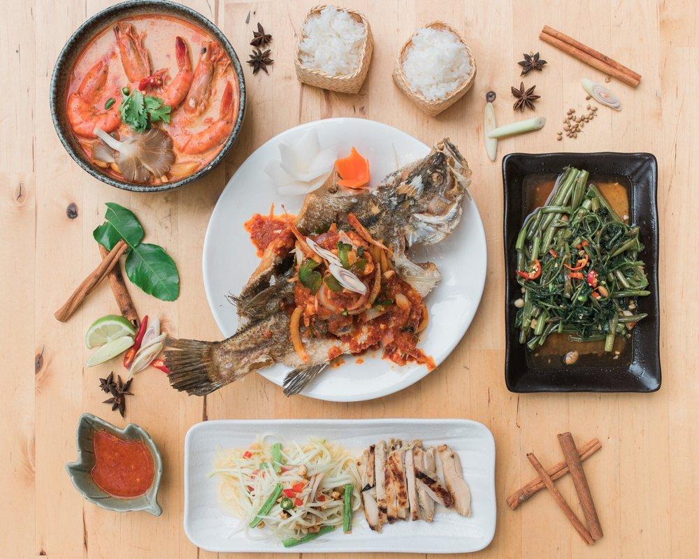 Noodle Thai - Thai Kitchen Singapore