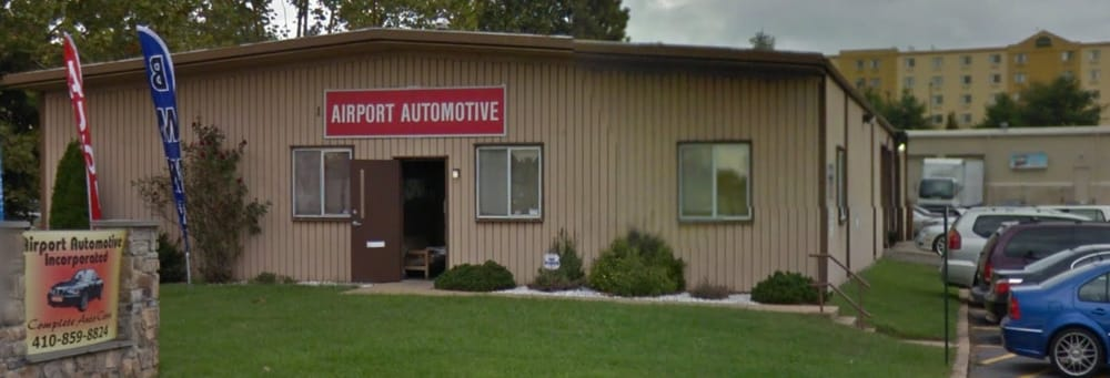 Airport Automotive: 825 Elkridge Landing Rd, Linthicum Heights, MD
