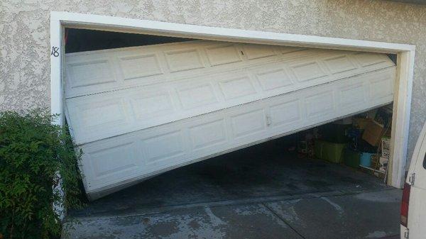 Photo Of Southwest Garage Door   Corona, CA, United States. Sectional Down  Door