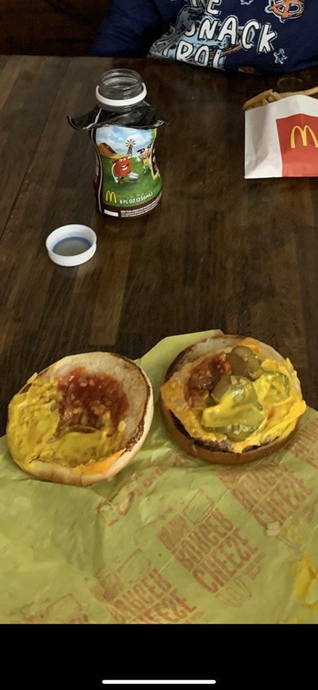 McDonald's: 100 Mcdonald's Dr, Bellevue, OH