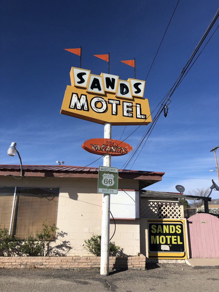Sands Motel: 112 McArthur St, Grants, NM