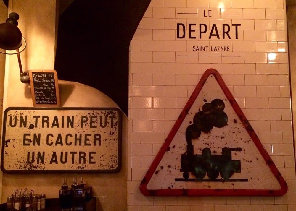 Caf Ef Bf Bd Rue Du Rocher Paris