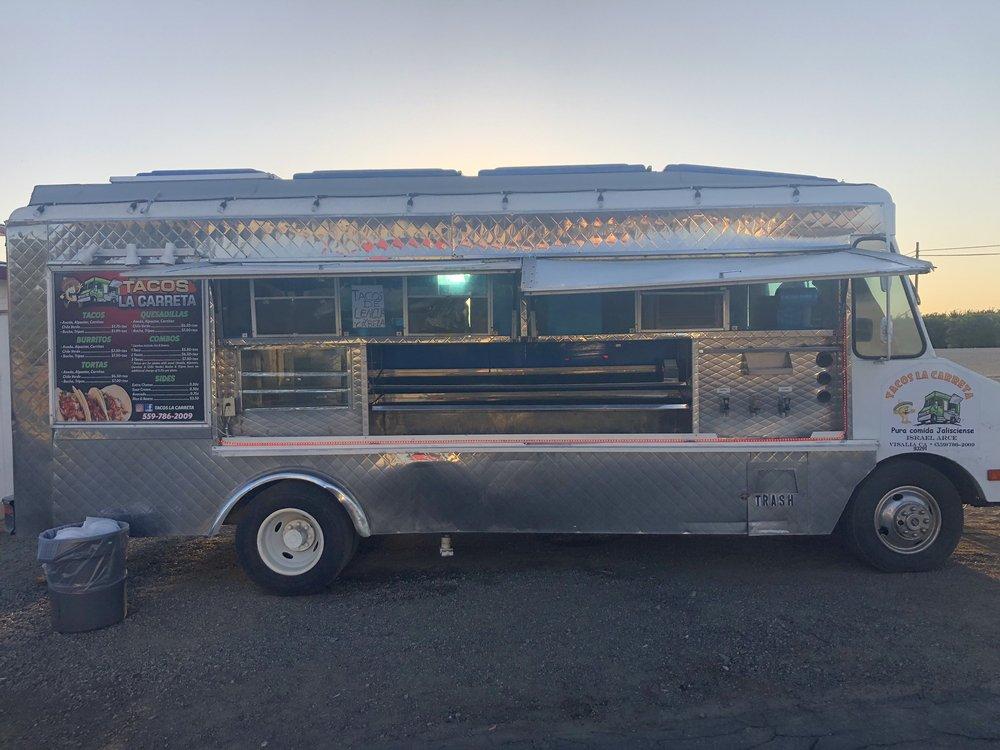 Tacos La Carreta: 30737 Sierra Dr, Exeter, CA